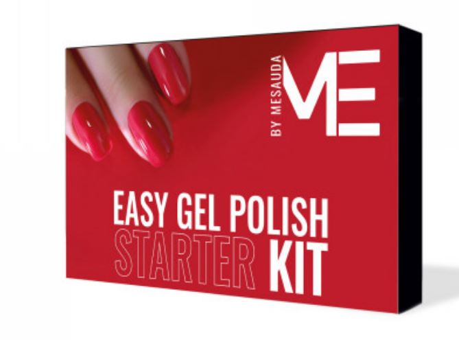 STARTER KIT EASY GEL POLISH