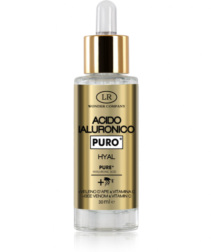 Gel di Acido Ialuronico puro