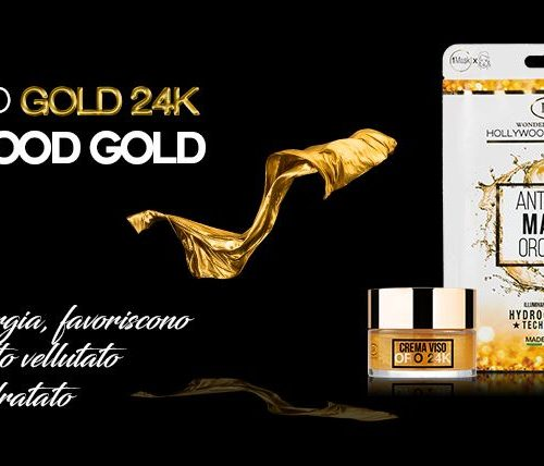 Linea  viso GOLD 24K